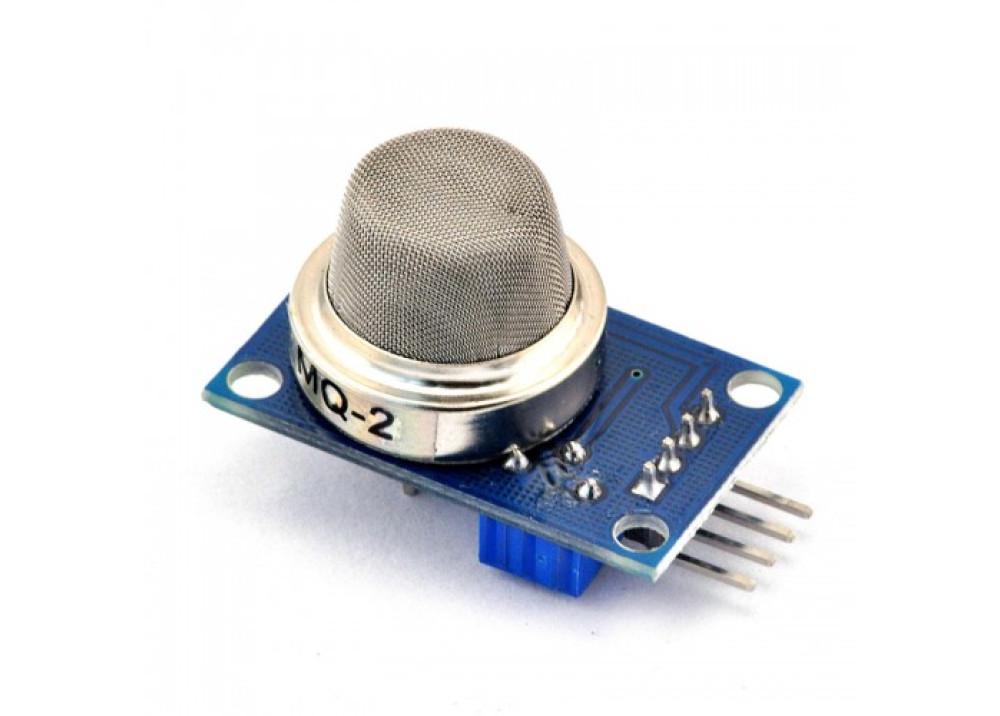 GAS SENSOR MODULE MQ-2 For Arduino Smoke Detection