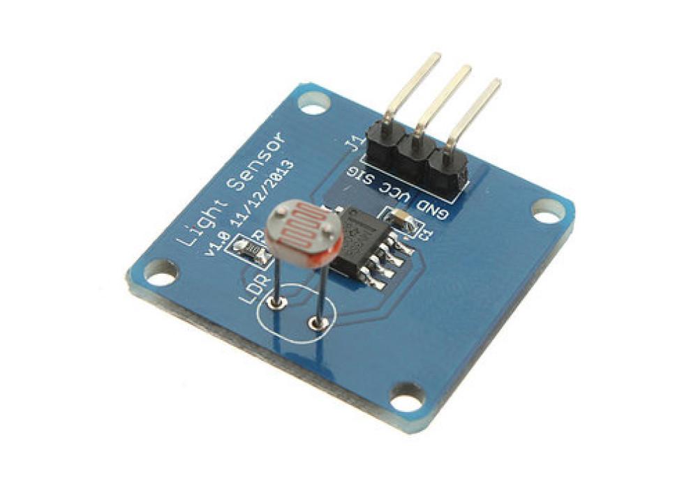 Arduino Light Sensor-5528 LDR Module