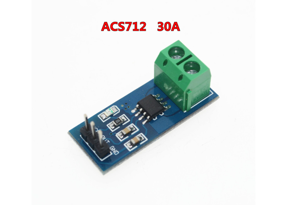CURRENT SENSOR ACS712-30A Module for Arduino