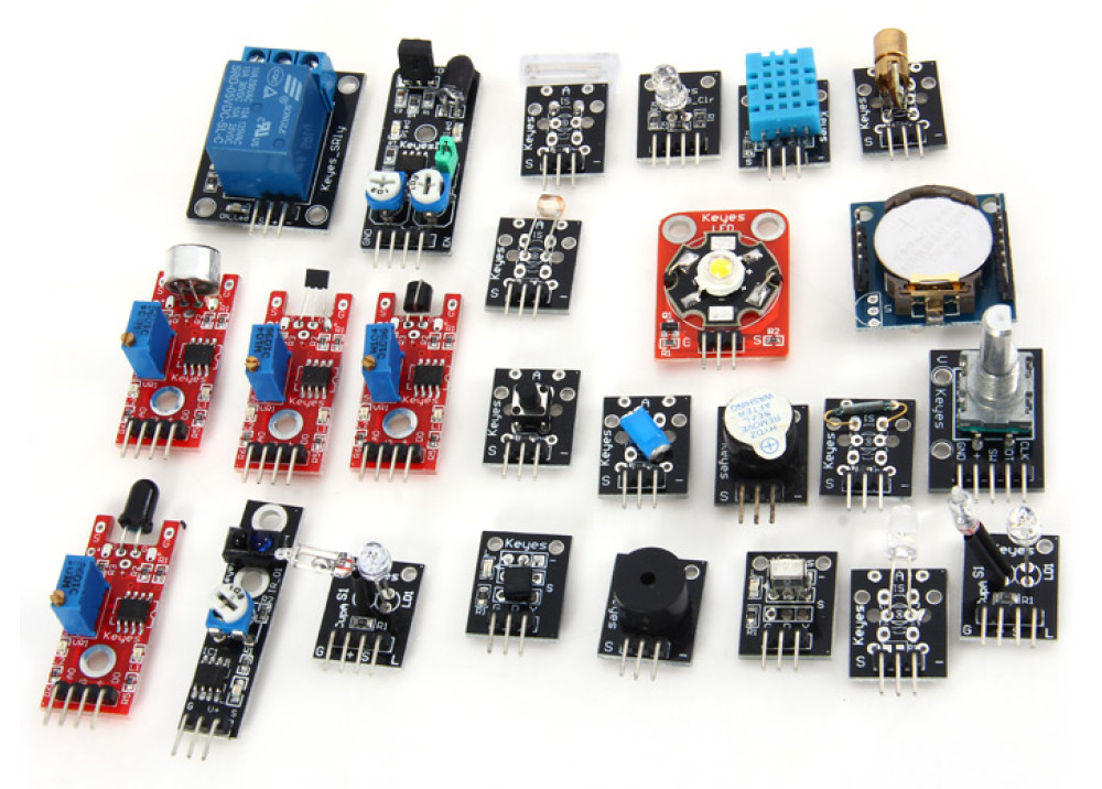 Arduino Sensor Kit  24 IN 1