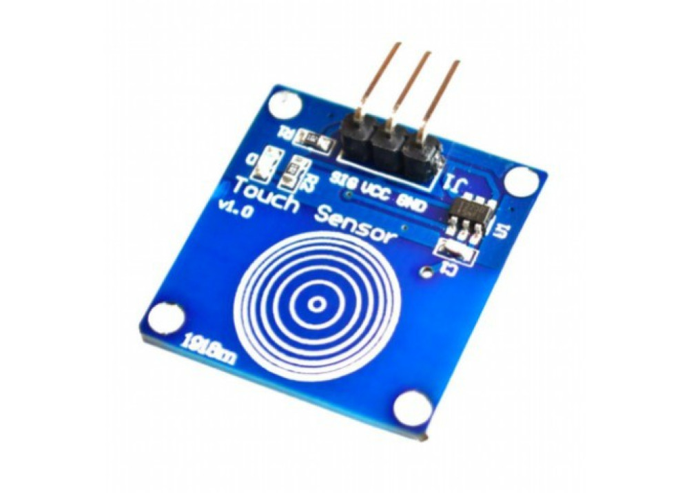 TTP223B Digital Touch Sensor Capacitive TTP223 Touch Switch Module For Arduino