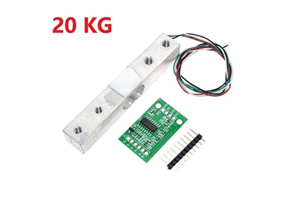 Arduino Load Cell Scale Sensor Modul HX-711 With 20KG