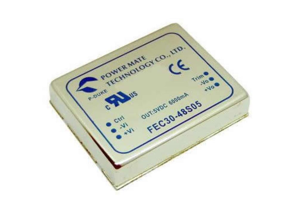 DC TO DC CONVERTER FEC30-48S12 48 / 12V 2.5A DIP package 2