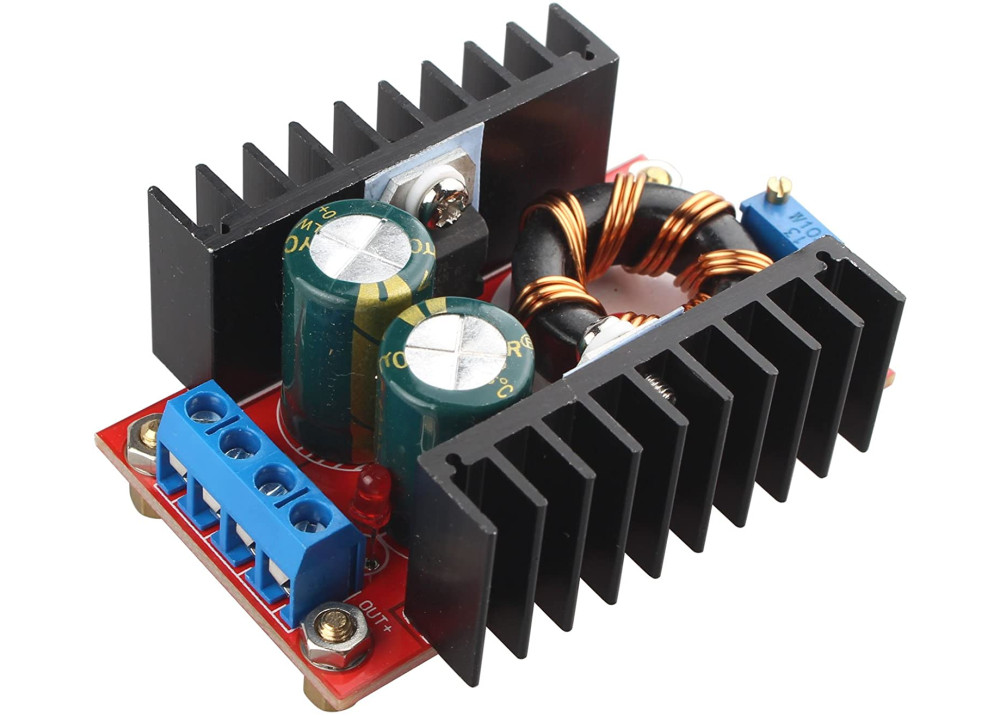 Step UP DC-DC Boost CONVERTER 150W  IN 10~32V OUT 12~35V