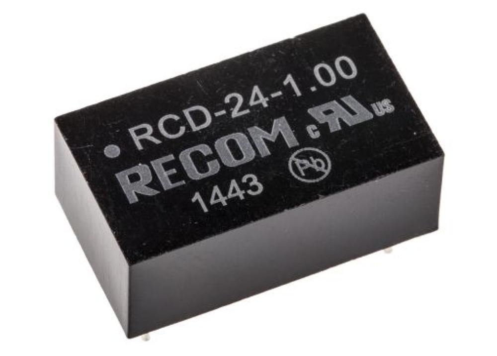 DC/DC LED DRIVER RECOM RCD-24-1.200