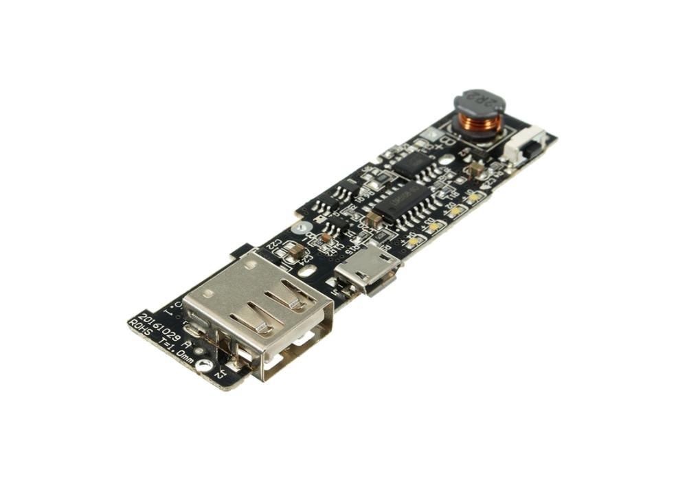 Power Bank LDR5108 Module 5V 2.1A