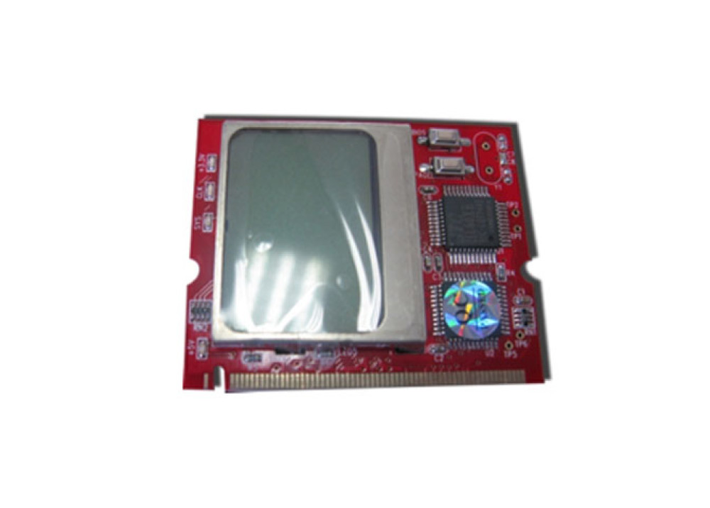 LAPTOP PCI Analyzer Tester Diagnostic LCD