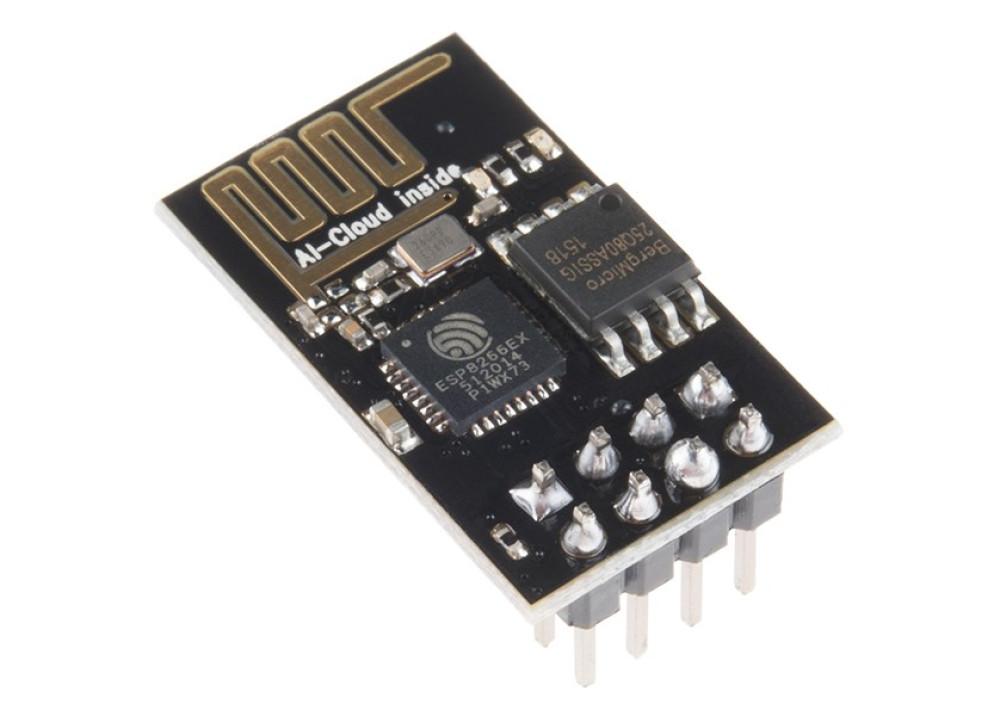 Arduino Serial WIFI Wireless Transceiver Module with internal antenna ESP8266-Esp-01Module