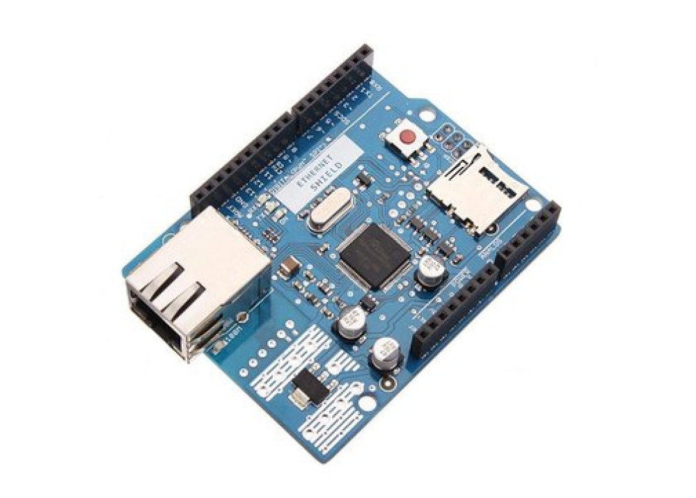 Ethernet Shield W5100 R3 Support PoE For Arduino UNO