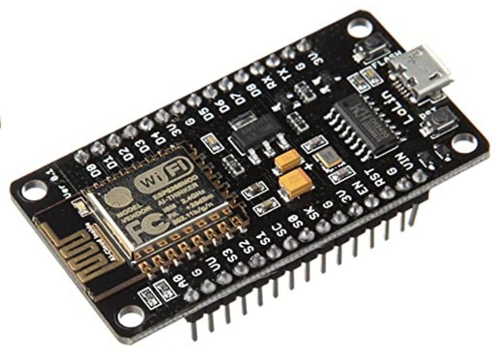 NodeMcu Lua WIFI Internet of Things Development Board Based ESP8266-12E CH340 Module