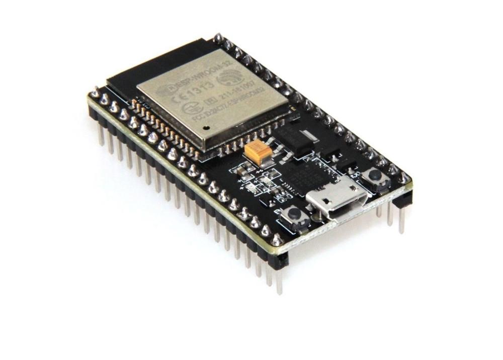 Arduino ESP WROOM 32 MCU Module Wifi+Bluetooth Development  Board with CP2102 Interface