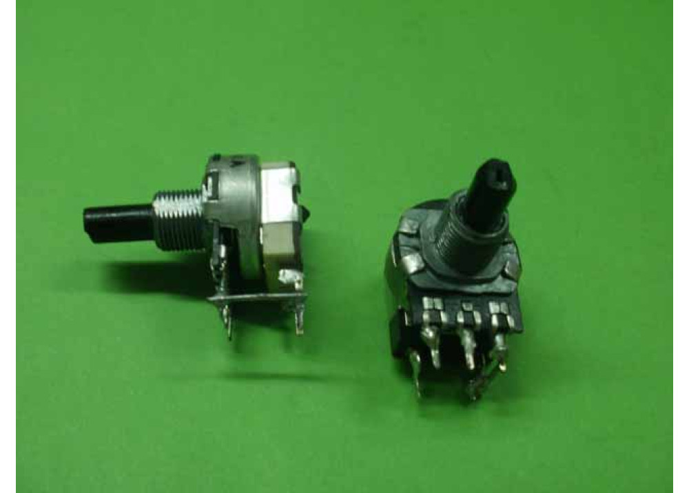 Carbon potentiometer+Switch RV17 10K