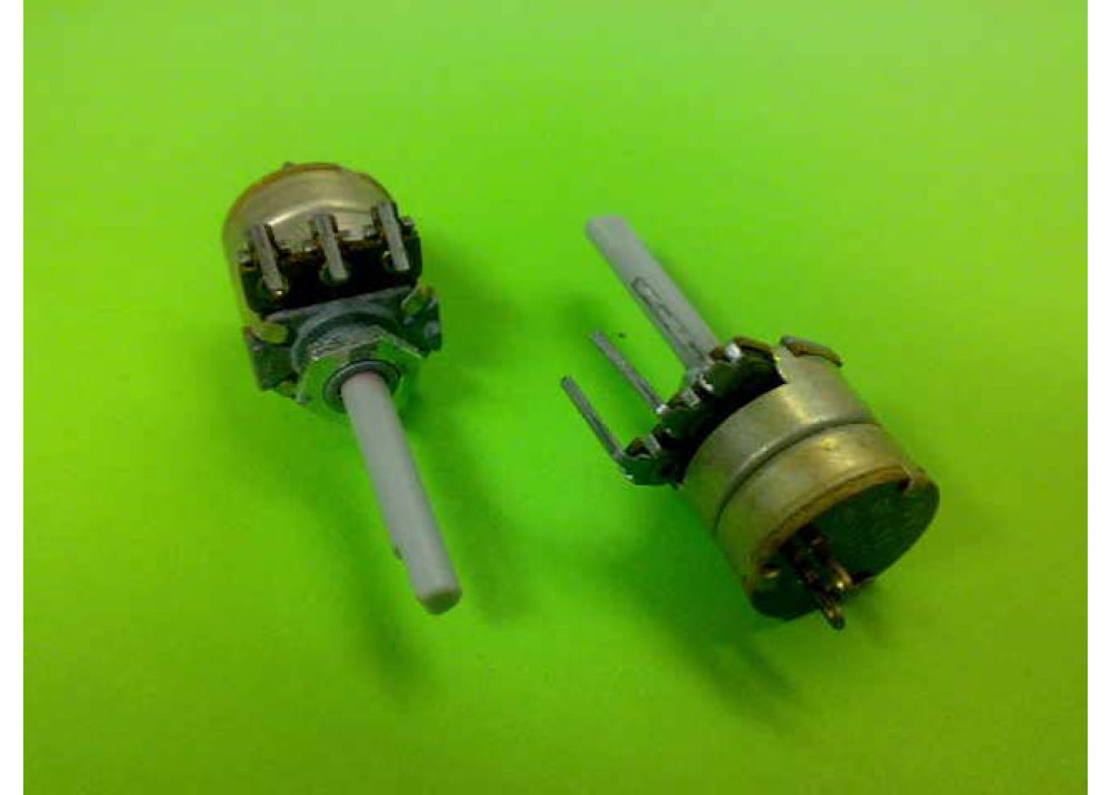 Carbon potentiometer+SwitchWH1660 47K