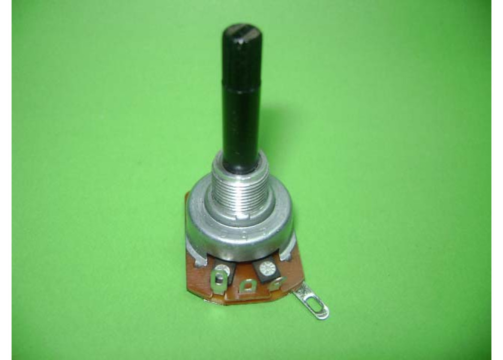 Carbon potentiometer Long Knop 4.7K (unknown type)