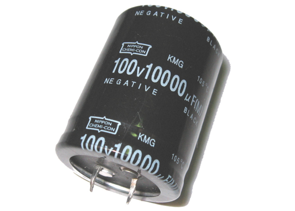 Electrolytic Capacitor 10000uF 100V