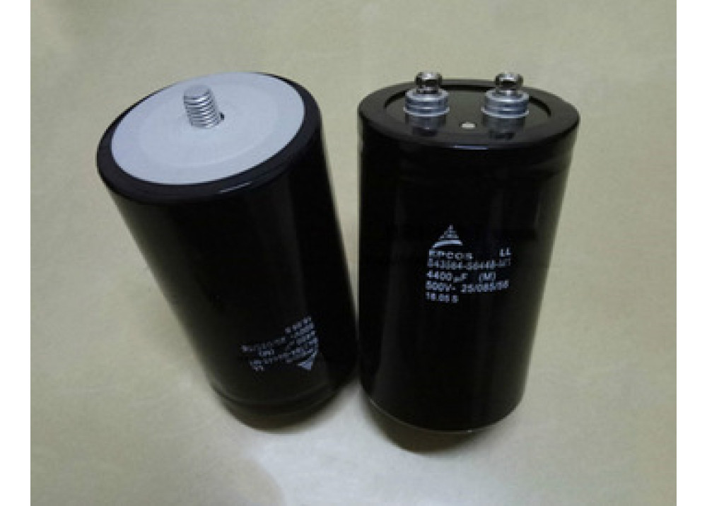 Electrolytic Capacitor 4400uF 500V B43584-S6448-M1