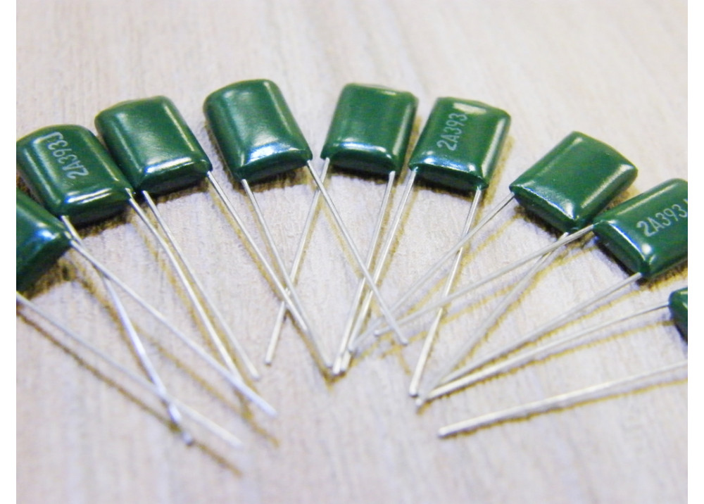 Polyester Capacitor 100nF 100V