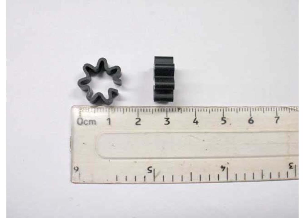 HEAT SINK 15x6mm TO39