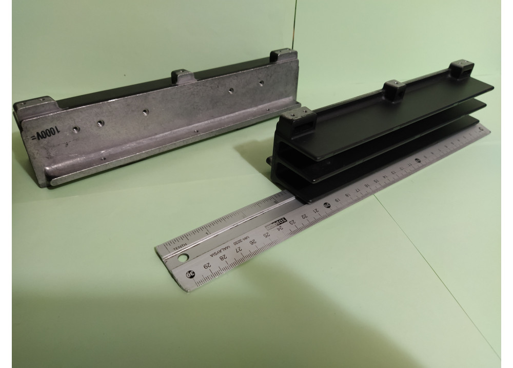 HEAT SINK 220x50x55mm