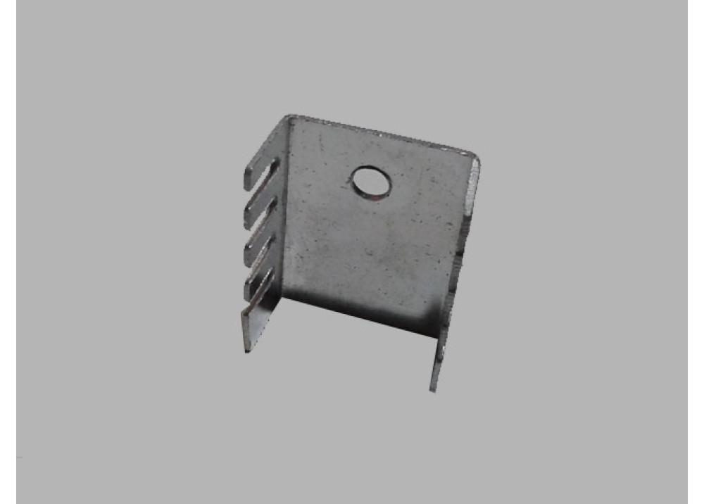 HEATSINK  21x14x8mm TO220