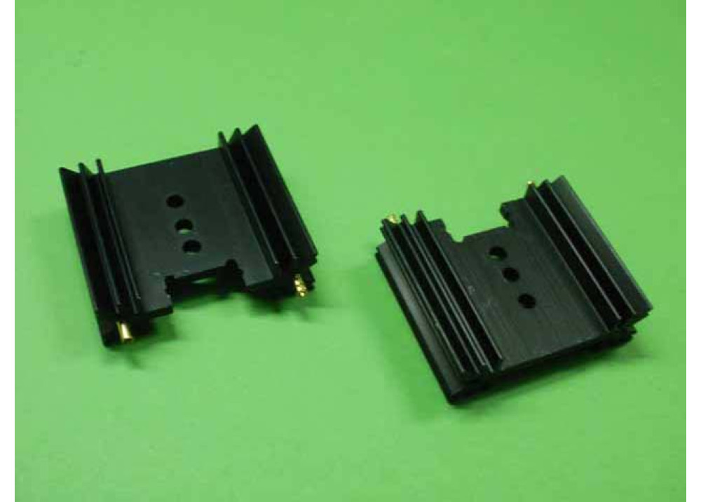 HEAT SINK 38x37x12mm TO220_TO247