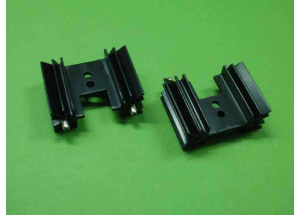 HEAT SINK 25x35x12mm TO-220