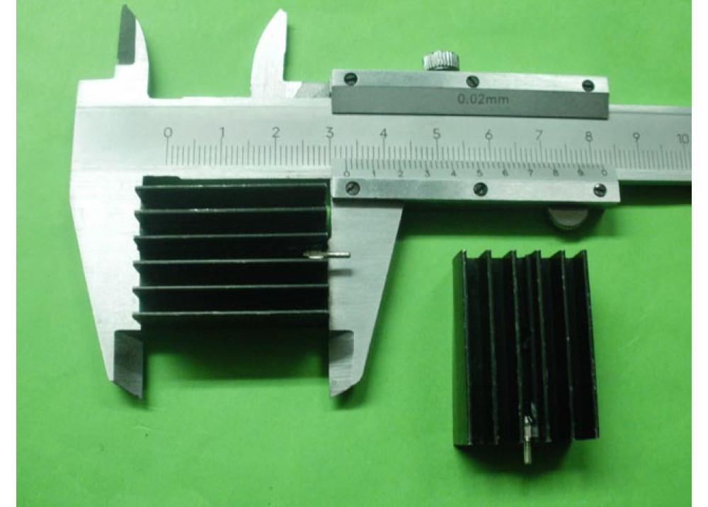 HEAT SINK 32x22x15mm TO-220