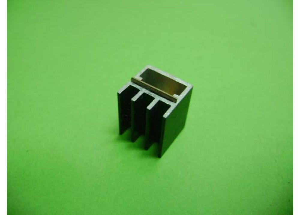 HEAT SINK 12x10x10mm TO126