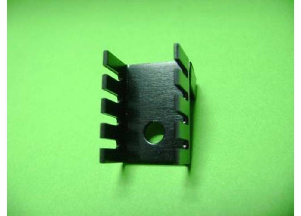 HEATSINK  19x13x10mm TO220