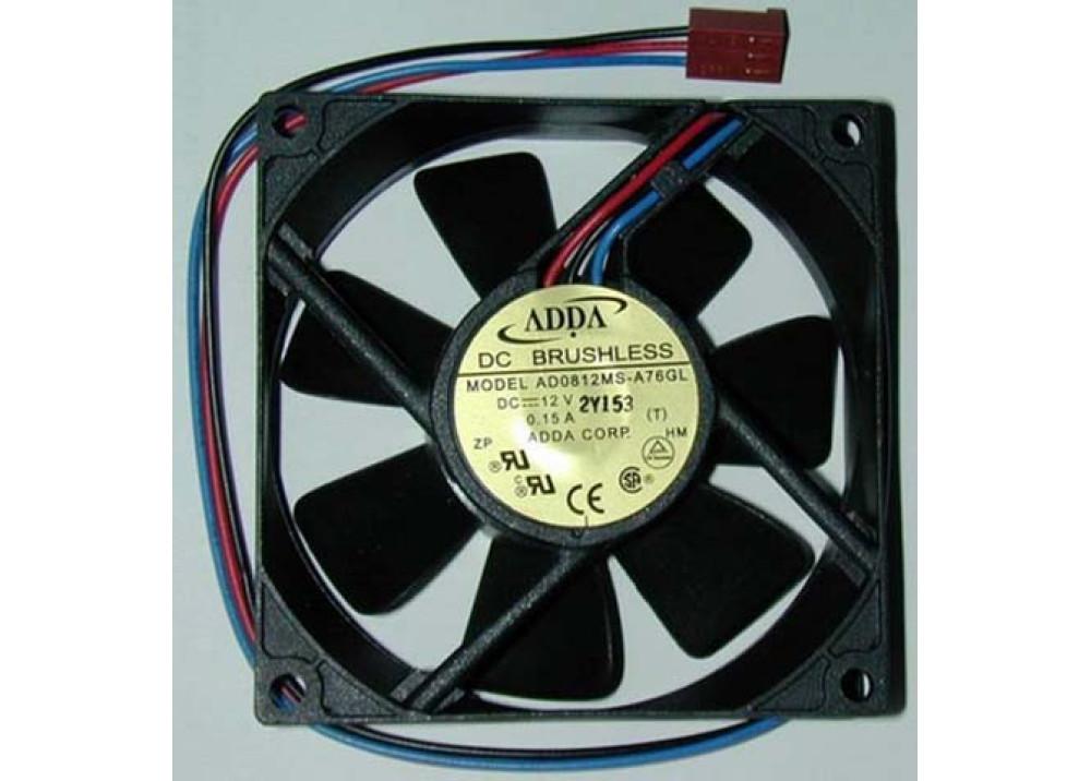 FAN 12V 8X8cm 0.15A