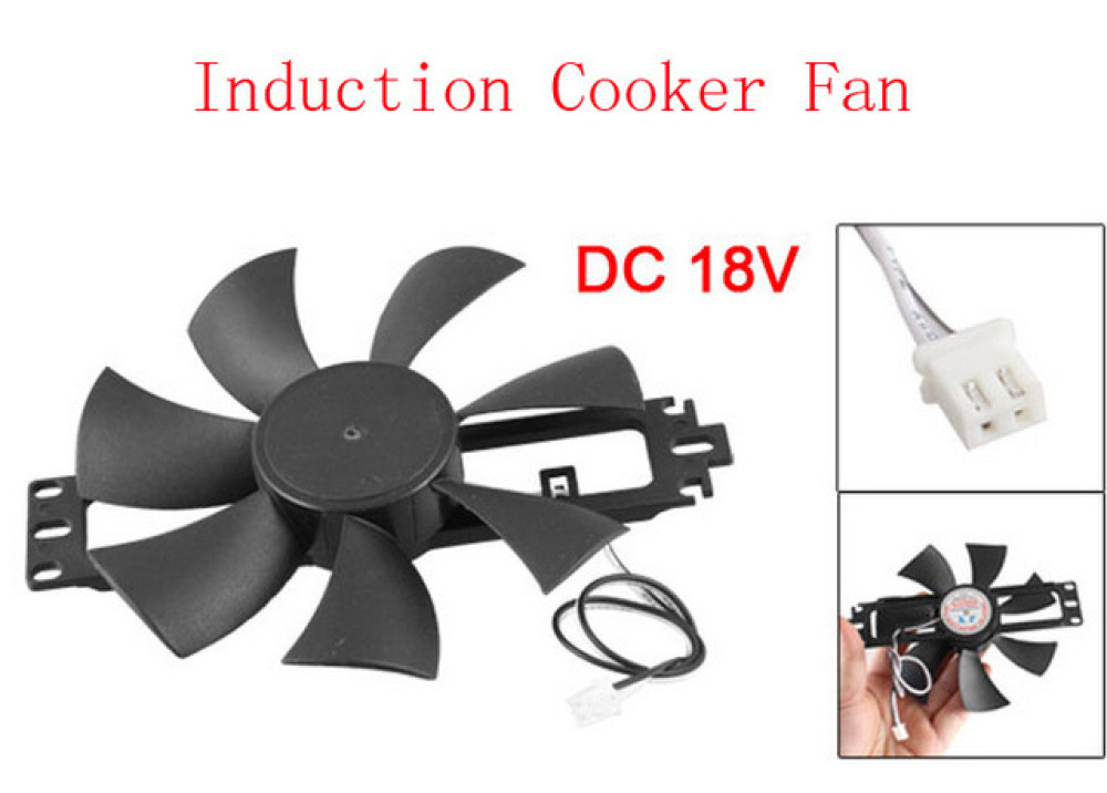 FAN 120x120x20mm 18V DC2200 M12S FOR INDUCTION COOKER